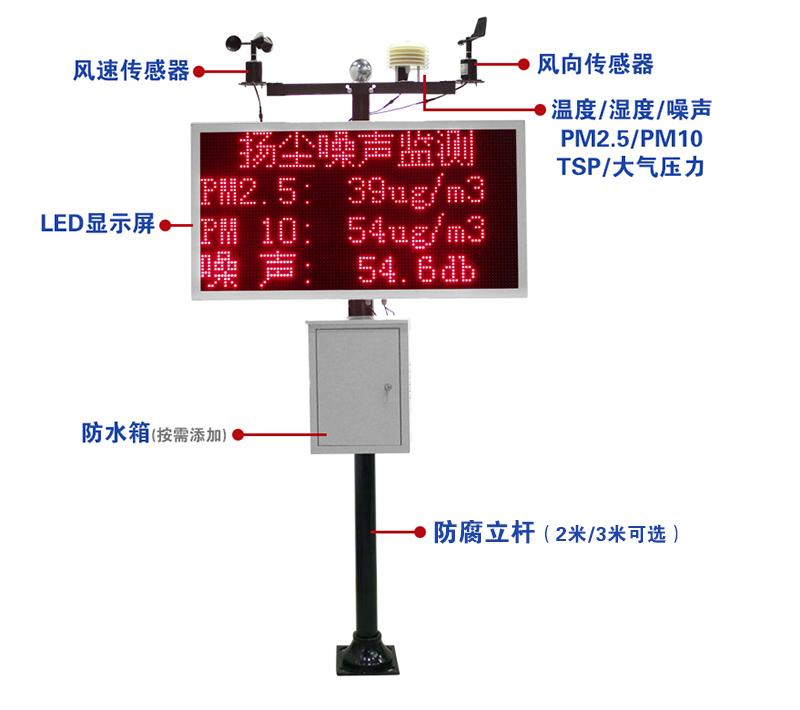 风向传感器 风向传感器 温湿度传感器